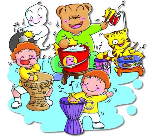 儿童废品手工制作乐器